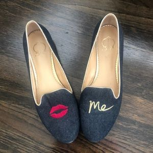 """""""💋 me"""" loafers"""